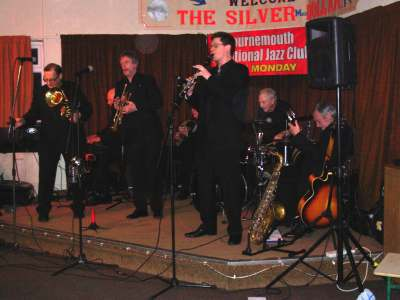 Laurie Chescoe's Jazz Band